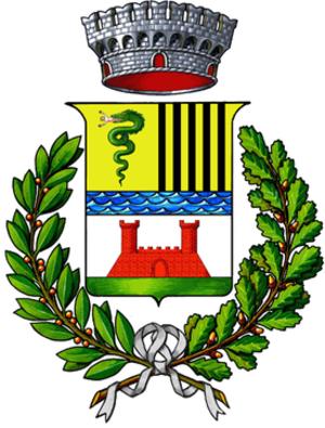 Castelnuovo Bocca d'Adda - Image: Castelnuovo Bocca d'Adda Stemma