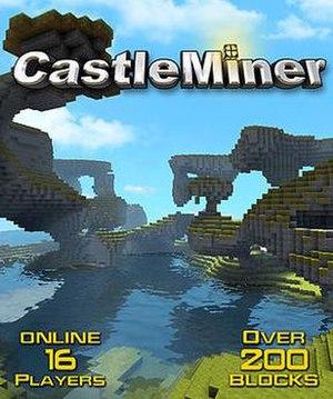 CastleMiner - CastleMiner cover art