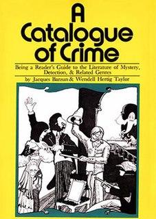 <i>A Catalogue of Crime</i>