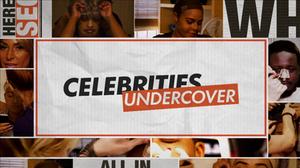 Celebrities Undercover - Image: Celebrities Undercover logo