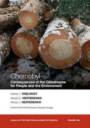 Chernobyl: Consequences of the Catastrophe for People and the Environment - Image: Chernobyl Consequences of the Catastrophe for People and the Environment cover