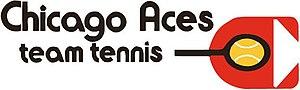 Chicago Aces - Image: Chicago Aces WT Tlogo