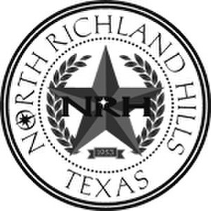 North Richland Hills, Texas - Image: City of NRH logo