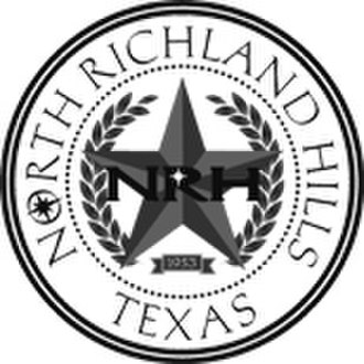 North Richland Hills, Texas - Image: City of NRH logo