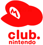 Official logo of the Club Nintendo program