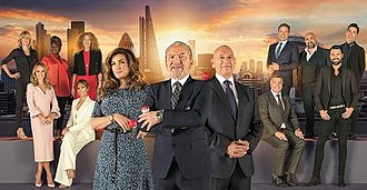 Comic Relief Does The Apprentice - Celebrity contestants