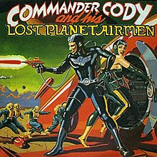Commander Cody Band - Lose It Tonight