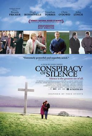 Conspiracy of Silence (film) - Image: Conspiracy of Silence 2014 poster