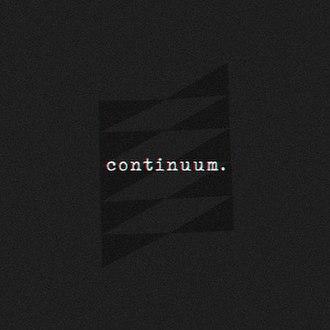 Continuum (The Components album) - Image: Continuum (The Components album)