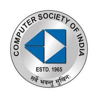 Computer Society of India - Image: Csi logo india