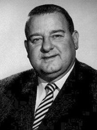 Joe DeRita - Joe DeRita's 1959 Publicity photo
