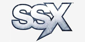 SSX (series) - Image: Current SSX logo