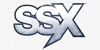 <i>SSX</i> (series) video game series by EA Sports