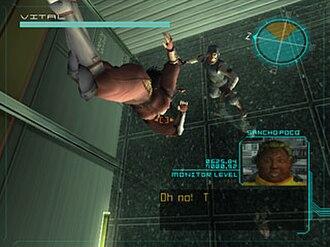Cy Girls - A gameplay screenshot with Aska