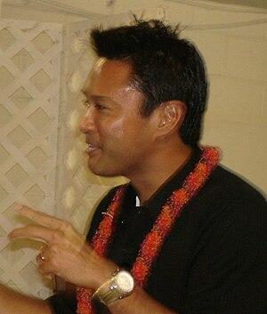 Danny Yamashiro - Danny Yamashiro speaking
