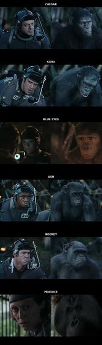 Dawn of the Planet of the Apes - Post-production