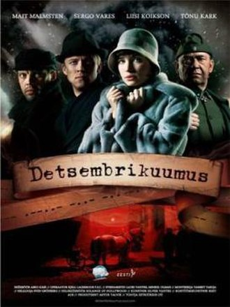 December Heat - Image: Detsembrikuumus (2008)
