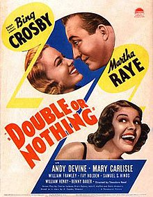 double or nothing 1937 film wikipedia