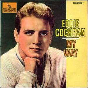 My Way (Eddie Cochran album) - Image: Eddiecochranmyway