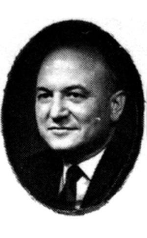 Edgar Benson - Image: Edgar John Benson