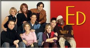 Ed (TV series) - The main cast