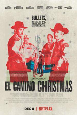 El Camino Christmas - Film poster
