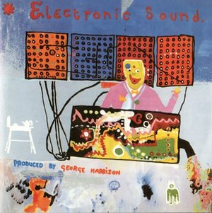 Electronic Sound - Image: Electronic Sound (George Harrison album cover art)