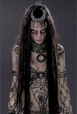 Enchantress (DC Comics) - The Enchantress as portrayed by Cara Delevingne in the 2016 film Suicide Squad