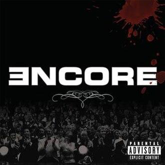 Encore (Eminem album) - Image: Encore Special Edition Cover