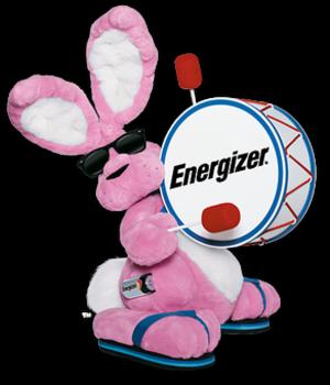 Energizer Bunny - Image: Energizer Bunny