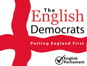 English Democrats - Image: English Democrats Logo