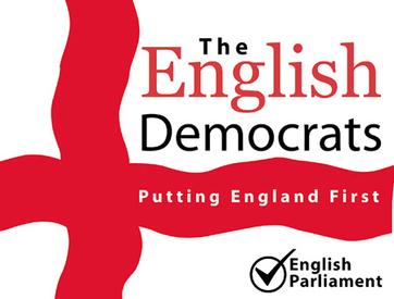 English Democrats Logo