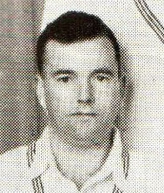 Eric Dempster - Eric Dempster in 1953