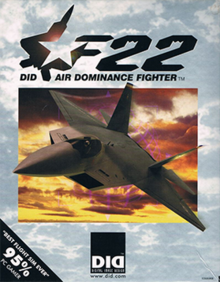 F-22 - Air Dominance Fighter Coverart.png