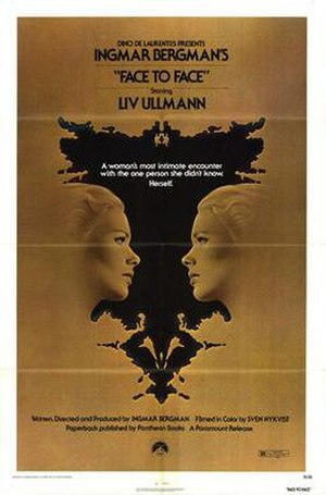 Face to Face (1976 film) - Image: Face to face movie poster