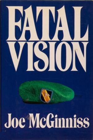 Fatal Vision controversy - First US edition cover