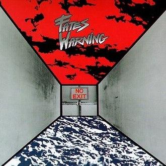 No Exit (Fates Warning album) - Image: Fates Warning No Exit