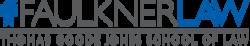Faulkner University Law logo.png