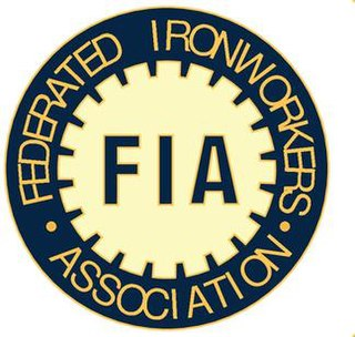 Federated Ironworkers Association of Australia