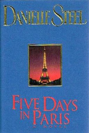 Five Days in Paris - First edition