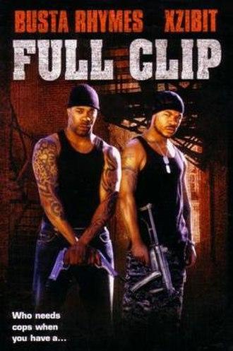 Full Clip - Image: Full Clip Film Poster