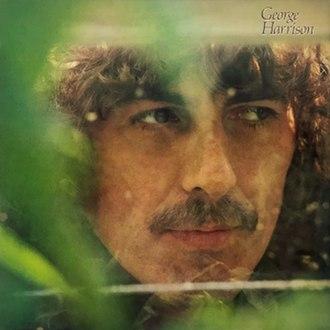 George Harrison (album) - Image: GH Cover
