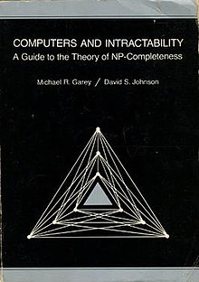 Garey, Johnson, Intractability, cover.jpg
