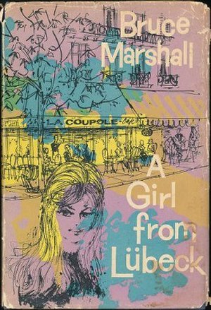 A Girl from Lübeck - First US edition