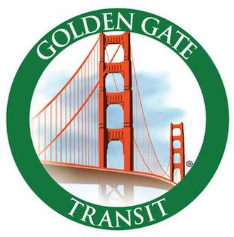Golden Gate Transit - Image: Golden Gate Transit Logo