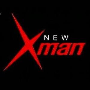 X-Man (TV series) - Logo of New X-man