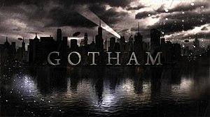 Gotham (TV series) - Image: Gotham Logo