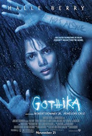 Gothika - North American theatrical release poster