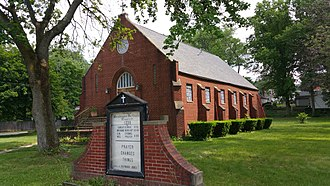 Conservative holiness movement - Grace Wesleyan Methodist Church is a parish church of the Allegheny Wesleyan Methodist Connection and is located in Akron, Ohio.