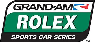 Rolex Sports Car Series - Image: Grand am rolex series logo